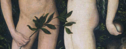 Lucas_Cranach_the_Elder-Adam_and_Eve_1533.jpg (64535 bytes)