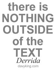 De Construction Derrida Quotes
